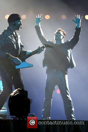 Bono, The Edge and U2