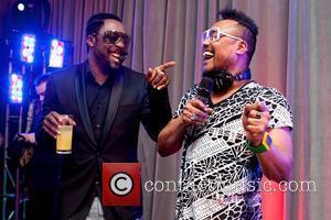 Black Eyed Peas and Mc Hammer