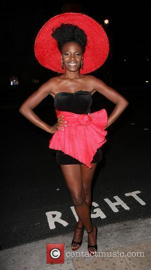 Shingai Shoniwa Cosmopolitan Ultimate Women Of The Year Awards at the Banqueting House, Whitehall Place - Outside Arrivals London, England...