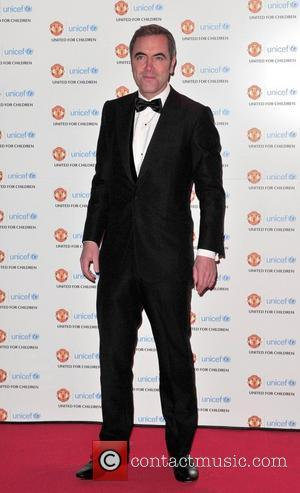 James Nesbitt arrives at the Unicef Gala dinner held at Old Trafford Manchester  Manchester, England - 28.11.10