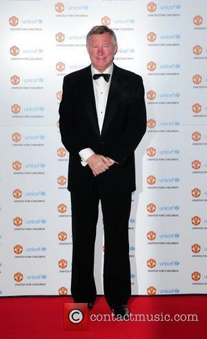 Sir Alex Ferguson and Unicef