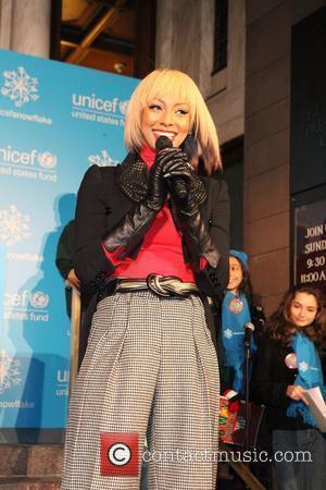 Keri Hilson and Unicef