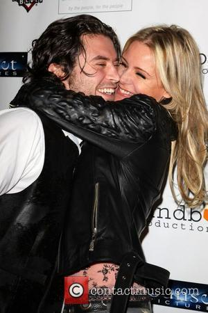 DeDee Pfeiffer with her husband Kevin Ryan Unity For Peace Benefit Concert World Tour held at The House of Blues...