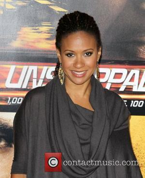Tracie Thoms Los Angeles Premiere Of Unstoppable Held at Regency Village Theatre Westwood, California - 26.10.10