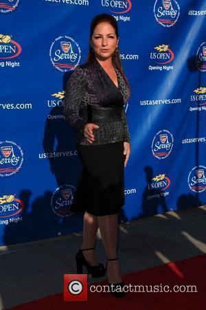 Gloria Estefan Celebrates Birthday At The Us Open