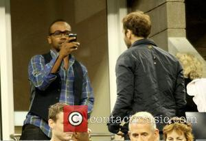 Columbus Short and Jeremy Piven