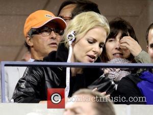 Charlize Theron and Rafael Nadal