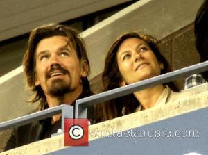 Josh Brolin and Rafael Nadal