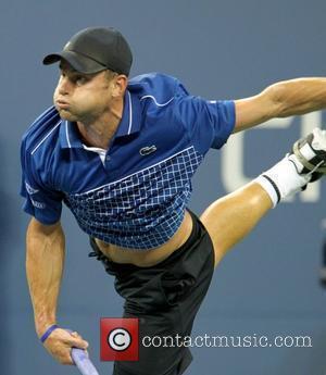 Andy Roddick (usa) and Andy Roddick