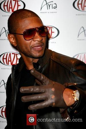 Usher  arriving at Haze Nightclub at the Aria Resort and Casino at City Center  Las Vegas, Nevada -...