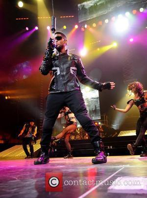 Usher 'Got A Kick' Out Of New York Concert Mishap