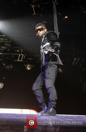 Usher and Las Vegas