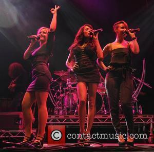 Heidi Range, Amelle Berrabah and Sugababes