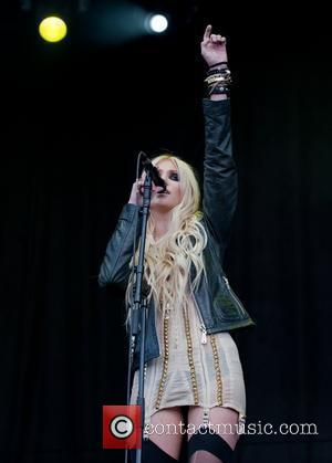 Taylor Momsen and The Pretty Reckless