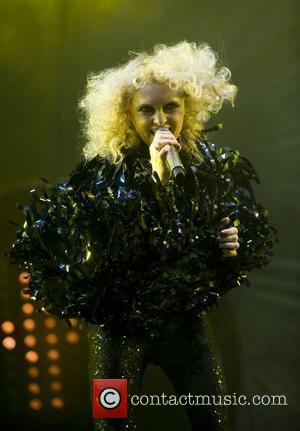 Alison Goldfrapp and Goldfrapp