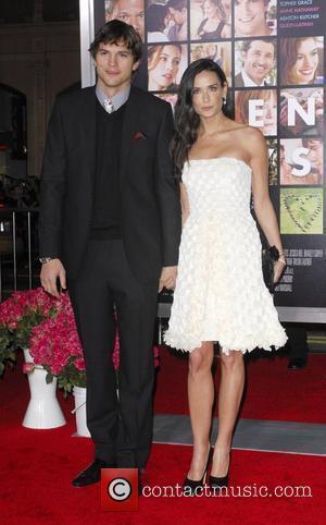 Ashton Kutcher, Demi Moore Divorce