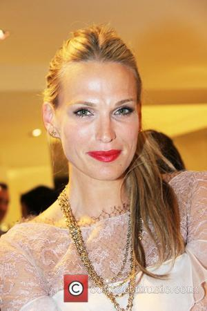 Molly Sims and Valentino