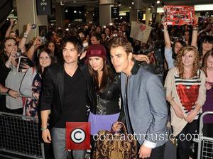Somerhalder Calls For Star-studded Telethon For Oil Spill