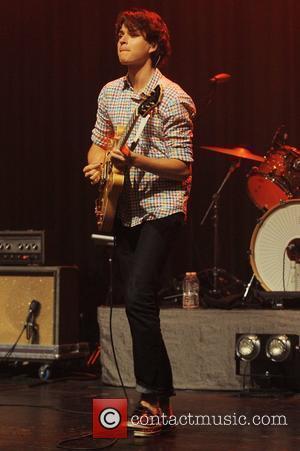 Ezra Koenig  Vampire Weekend perform at Fillmore Miami Beach  Miami, Florida - 13.10.10