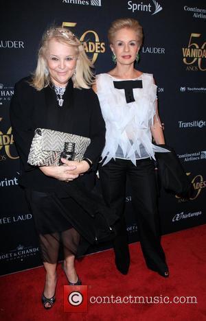 Carolina Herrera  50th Anniversary Gala held at the Trump Soho.  New York City, USA -23.09.10