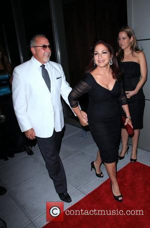 Emilio Estefan and Gloria Estefan 50th Anniversary Gala held at the Trump Soho.  New York City, USA -23.09.10