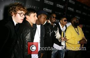 Jadakiss, Sean Combs aka P Diddy, Nelly, Rick Ross and Guests Sean Combs hosts the Grand Opening Of Vanity Nightclub...