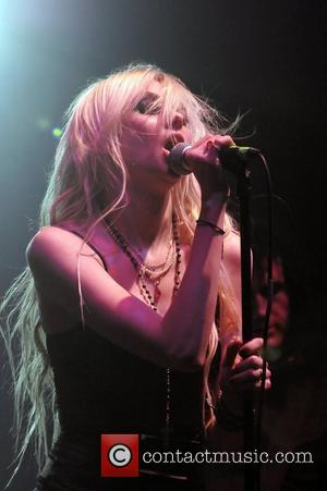 The Pretty Reckless and her band The Pretty Reckless