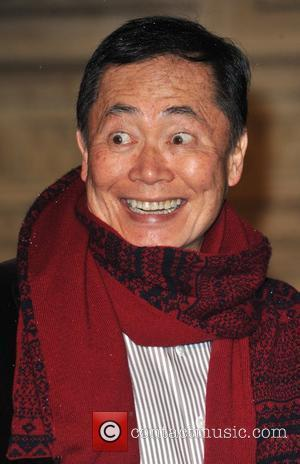 George Takei Cirque De Soleil - Varekai - gala opening night held at the Royal Albert Hall. London, England -...