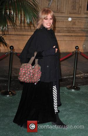 Joanna Lumley Cirque De Soleil - Varekai - gala opening night held at the Royal Albert Hall. London, England -...