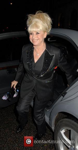 Barbara Windsor ,  The Variety Club Showbiz Awards 2010 - outside arrivals London, England - 14.11.10