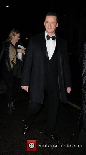 Russell Watson ,  The Variety Club Showbiz Awards 2010 - outside arrivals London, England - 14.11.10