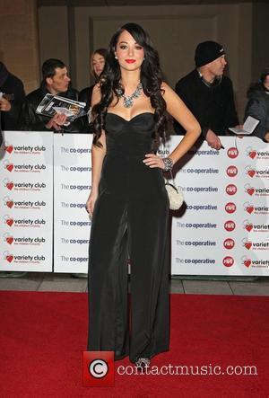 Tulisa Contostavlos of N Dubz The Variety Club Showbiz Awards 2010 at the Grosvenor House Hotel  London, England -...