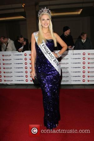 Jessica Linley Miss England 2010