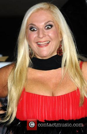 Vanessa Feltz The Variety Club Showbiz Awards 2010 at the Grosvenor House Hotel London, England - 14.11.10