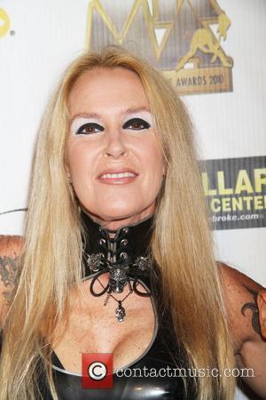 Lita Ford 'Vegas Rocks!' Magazine Awards held at the Las Vegas Hilton - Arrivals Las Vegas, USA - 22.08.10