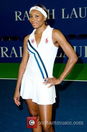 Venus Williams, Clinic and Ralph Lauren