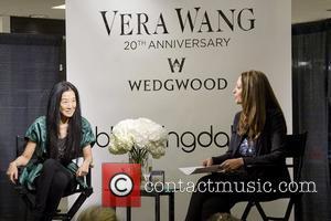 Vera Wang and Stephanie Winston Wolkoff
