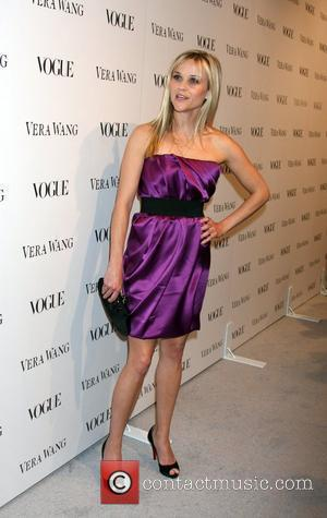 Reese Witherspoon and Vera Wang
