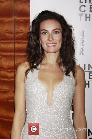 Laura Benanti  Opening night after party for the Lincoln Center Theater Broadway production of 'Women On the Verge of...