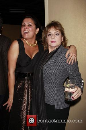 Anna Netrebko and Patti LuPone Opening night after party for the Lincoln Center Theater Broadway production of 'Women On the...