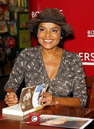 Victoria Rowell  signs copies of her book 'Secrets of Soap Opera Diva' at Borders Town Square Las Vegas, Nevada...