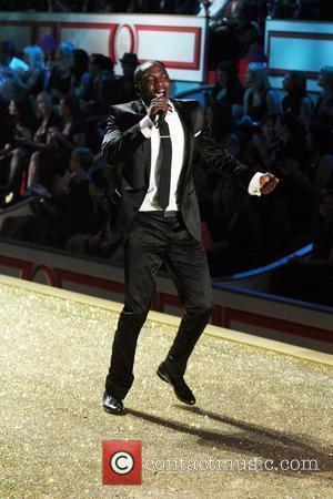 Akon 2010 Victoria Secret Fashion Show held at the Lexington Armory. New York City, USA - 10.11.10