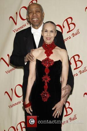 Geoffrey Holder and Carmen De Lavallade