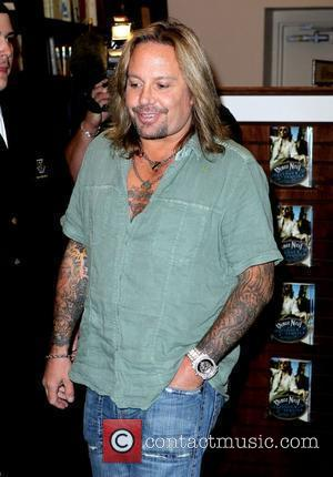 Vince Neil and Las Vegas