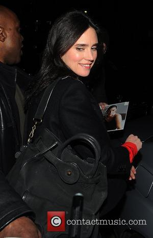 Jennifer Connolly leaving her London hotel London, England - 19.01.11