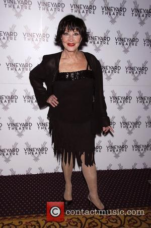 Chita Rivera The 2010 Vineyard Theatre Gala honoring Kander and Ebb held at the Hudson Theatre.  New York City,...