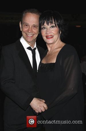 Joel Grey and Chita Rivera The 2010 Vineyard Theatre Gala honoring Kander and Ebb held at the Hudson Theatre....
