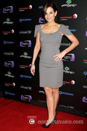 Kara DioGuardi SWAGG VIP Kid Rock concert at The Joint inside The Hard Rock Hotel And Casino Las Vegas, Nevada...