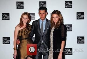 Alexis Bledel, Celebration and Katie Cassidy