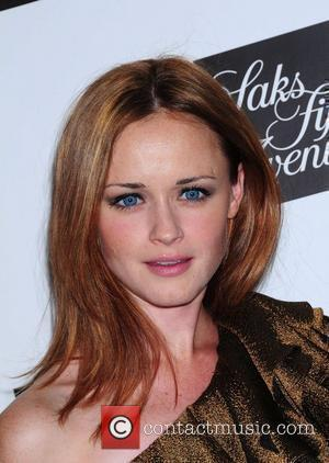 Alexis Bledel W magazine's September issue celebration at Saks Fifth Avenue New York City, USA - 14.09.10